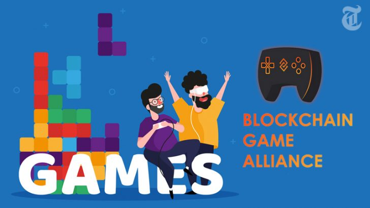 Blockchain Game Alliance:ゲーム業界の大手企業がブロックチェーン同盟を締結