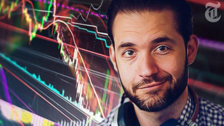 仮想通貨の価格下落は業界にとって「好材料」Reddit共同設立者