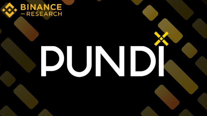 仮想通貨PundiX(NPXS)の詳細情報をまとめたレポートを公開|BINANCE Research