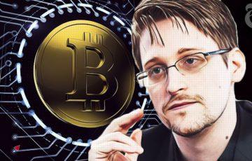 ビットコイン(BTC)の価値は「信頼」によって保たれる|Edward Snowden