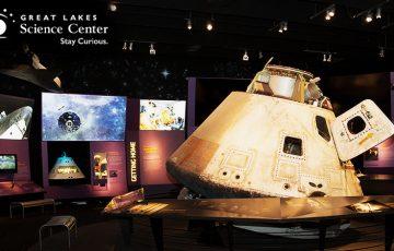 アメリカ最大級の「科学博物館」が仮想通貨済に対応|オハイオ州五大湖科学センター