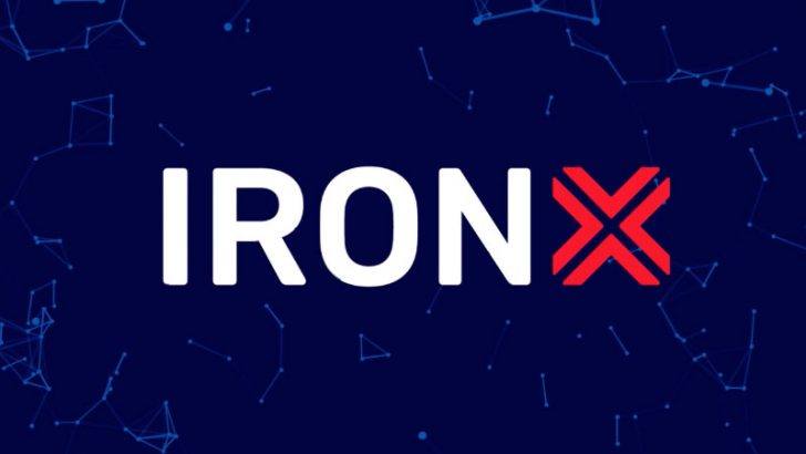 CARDANO(ADA)基軸の仮想通貨取引所「IronX」パブリックセール開催中