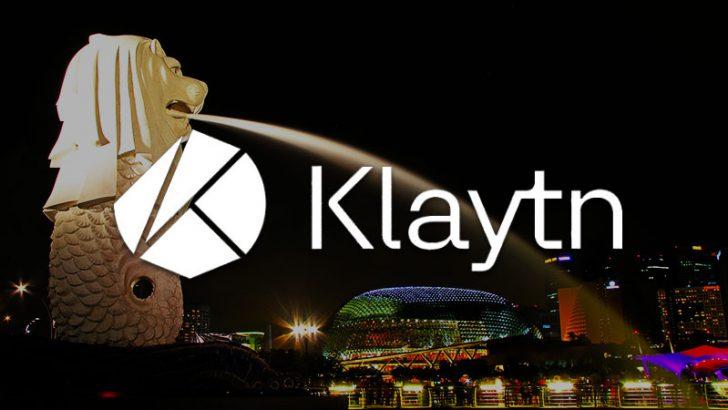 仮想通貨の投資誘致図る:韓国Kakaoがシンガポールに特殊法人「KLAYTN」を設立