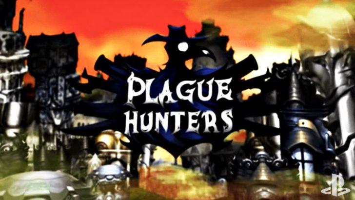 ブロックチェーンゲームがPS4に初登場「Plague Hunters」2019年発売へ