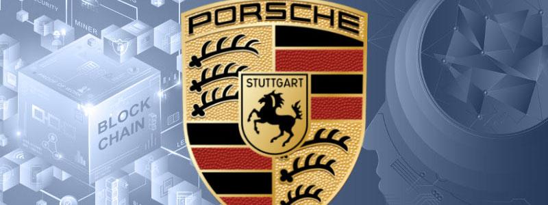 Porsche-blockchain-ai