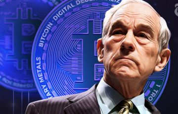税金問題に言及「仮想通貨への課税なくすべき」元米国大統領候補ロン・ポール氏