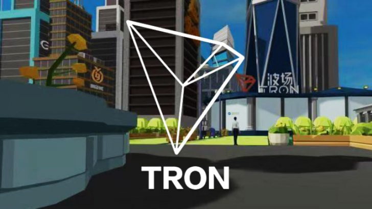 TRON:ブロックチェーン上の3D仮想世界「NeoWorld」にトロンタワー建設