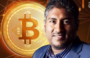 ビットコイン価格予想対決:2019年末「300万円」説に反論|Civic CEO Vinny Lingham