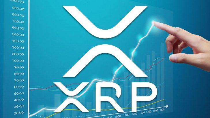 リップル(Ripple/XRP)ETHを追い抜き時価総額ランキング「2位」に浮上!
