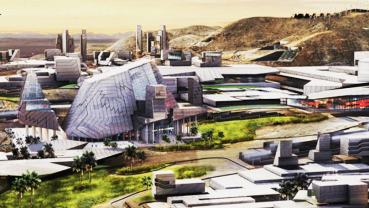 Blockchains LLC:ネバダ砂漠「スマートシティ化」計画|イノベーションパーク構築へ