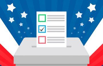 ブロックチェーン投票システムを用いた「米中間選挙」結果発表|ウェストバージニア州