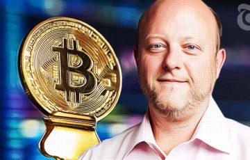 ビットコイン価格は今後3年間で「大幅に」上昇する|Circle CEO:Jeremy Allaire