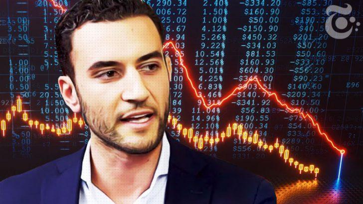 ビットコイン価格「22万から強く反発」機関投資家は底値を待つ:元Goldman Sachs幹部