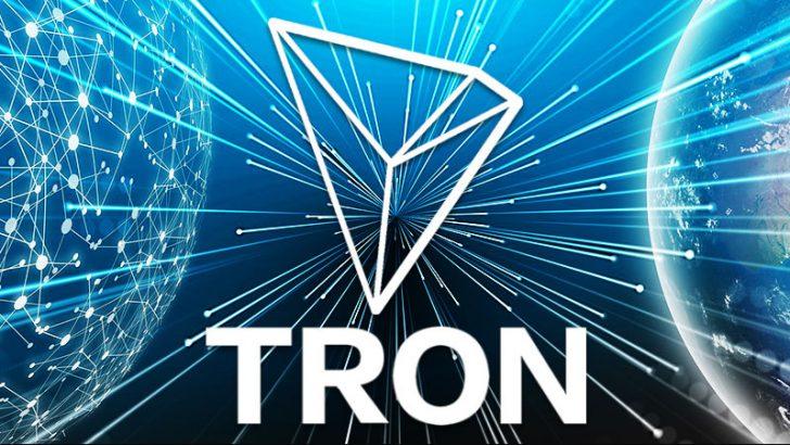 トロン(TRON/TRX)の取引量が「1億」を突破!約半月で2倍の成長を記録