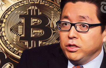 ビットコイン(BTC)の適正価格は「156万〜168万円」Thomas Lee