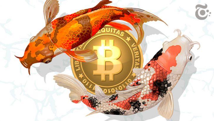 ビットコイン取引量:日本円が再び「世界一」に|仮想通貨市場に変化