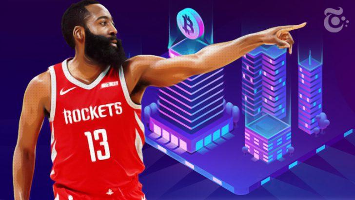 ゲーム中に「仮想通貨マイニングイベント」を開催|NBAチーム:ヒューストン・ロケッツ