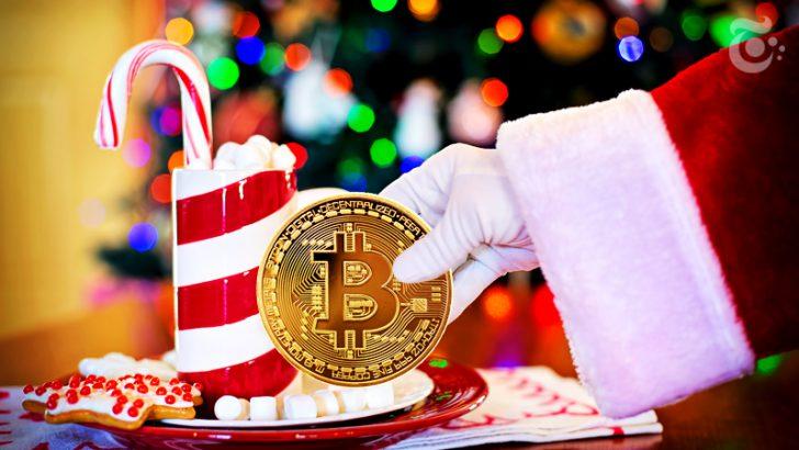 「サンタさん、ビットコイン価格を上げて!」ホルダーから届くクリスマスメッセージ