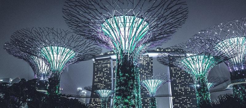 シンガポール発、ASEAN諸国と中国をつなぐ貿易ブロックチェーン