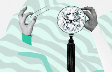 ティファニー:ダイヤモンドの「原産地情報」公開へ|ブロックチェーン技術には触れず