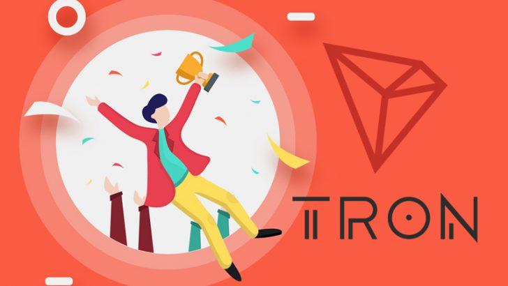 トロン:分散型アプリ(DApp)「開発者コンテスト」結果発表|受賞作品公開へ