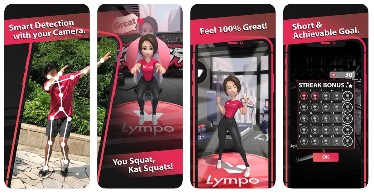 Lympo-Squat-app