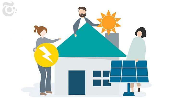 ブロックチェーンで「電力の個人間取引」を検証|シェアリングエネルギー×Power Ledger