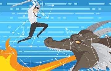 SQUARE ENIX:ブロックチェーン技術応用に関心示す「新サービス開発」の可能性も