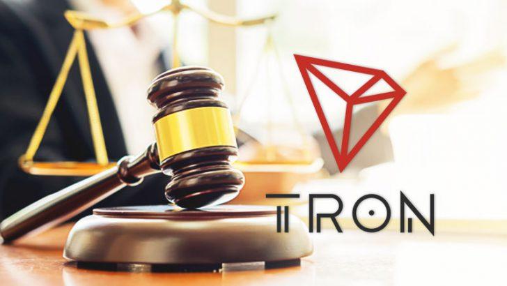 TRON財団に元SECの「規制対応専門家」が参加|法務責任者・共同顧問弁護士に