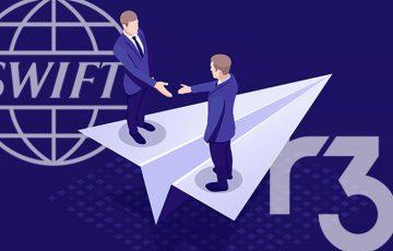 Ripple社のライバル「SWIFT」がR3と提携|分散型台帳技術の統合を発表