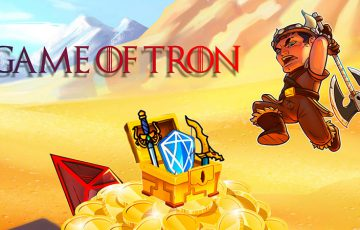 トロン(TRON/TRX)に人気のマルチプレイヤーRPGが対応「0xWarriors」プレセール開催中
