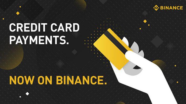 仮想通貨の購入「クレジット・デビットカード」でも可能に|BINANCEとSimplexが提携