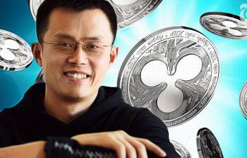 BINANCE CEO:Ripple社との提携「将来的には必ず実現したい」xRapid導入に関心