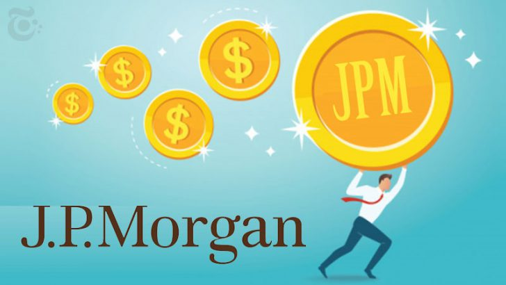 【米国銀行初】JPモルガン:独自の仮想通貨「JPMコイン」発行|企業間の即時決済を実現