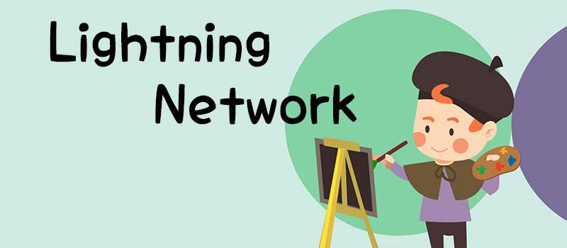 Lightning-Network-art