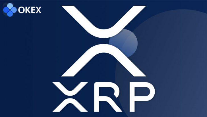 Ripple(XRP)が大手仮想通貨取引所「OKEx」に上場|法定通貨5銘柄と交換可能に