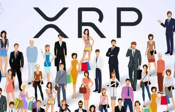 XRPレジャーのアカウント数「150万」を突破|Rippleコミュニティ順調に拡大中
