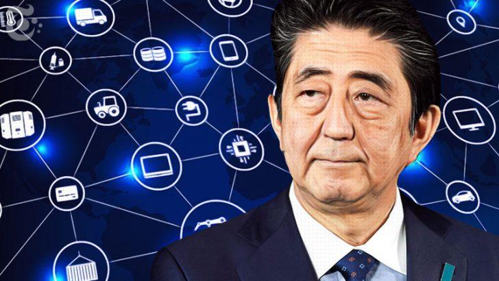 安倍首相:ブロックチェーンは「注目すべき技術」今後の成長に大きな可能性