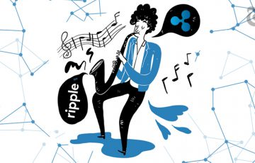 リップル(Ripple)音楽業界の変革を目指す「スタートアップ企業」を支援