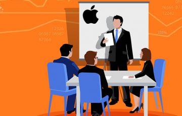 Apple:ブロックチェーン活用したサプライチェーン管理の「ガイドライン作成」に関与
