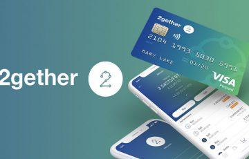 仮想通貨がユーロ圏で使える「VISAデビットカード」公開|XRPなど7銘柄に対応:2gether