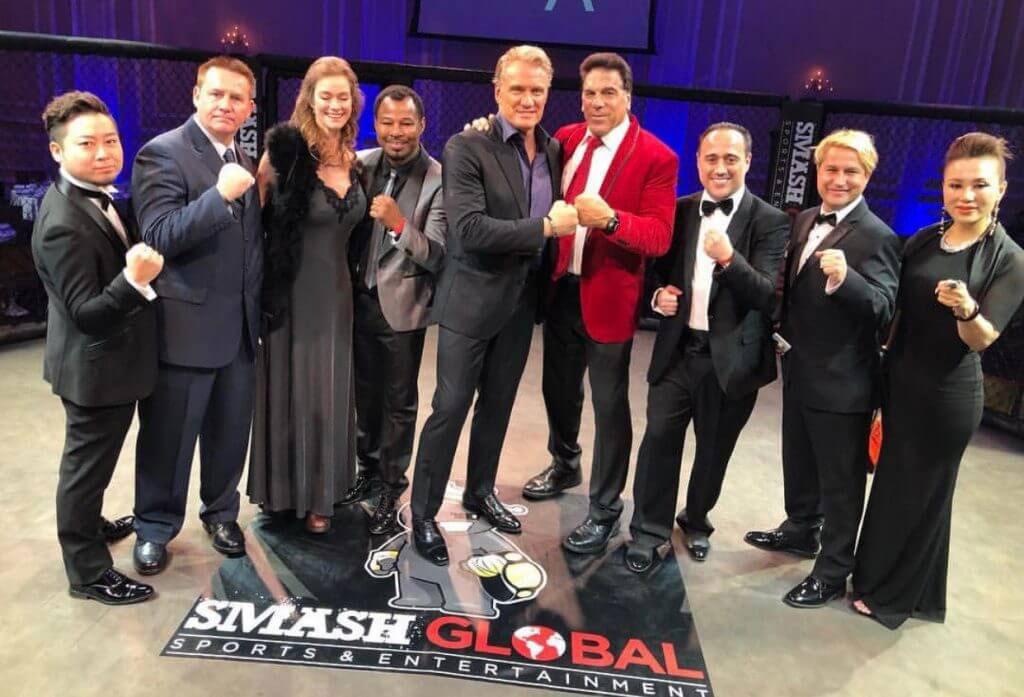 SMASH Globalとパートナー提携