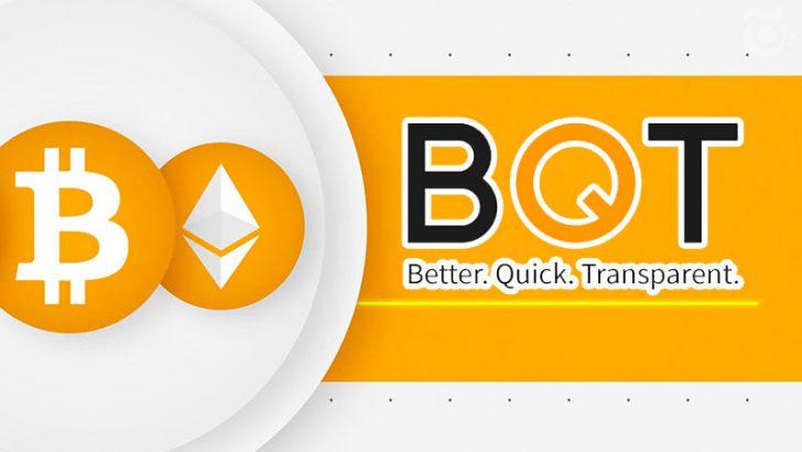 【BQT取引所】仮想通貨FXに特化した「P2Pヘッジ取引プラットフォーム」
