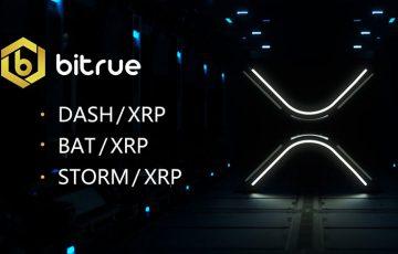 リップル(XRP)基軸の取引所「Bitrue」新たに3種類の通貨ペアを追加