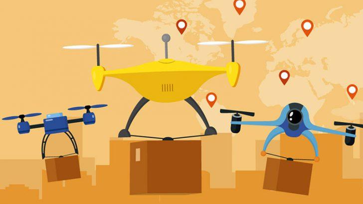 ブロックチェーンで飛行データ管理「商業用ドローンビジネス」の実現を目指す:Red Cat