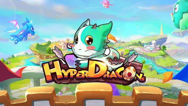 ブロックチェーン育成・バトルゲーム「HyperDragons」上位ランカーにはETH賞金