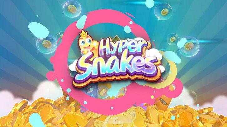 【無料プレイ可能】TRON(TRX)ブロックチェーンゲーム「HyperSnakes」ベータ版公開