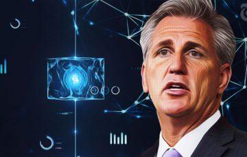 米国会での「ブロックチェーン活用」を提案|共和党指導者ケビン・マッカーシー
