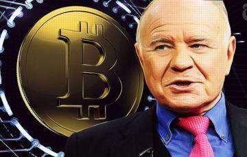 伝説の投資家Marc Faber:遂にビットコインを購入「BTCは標準になる可能性がある」