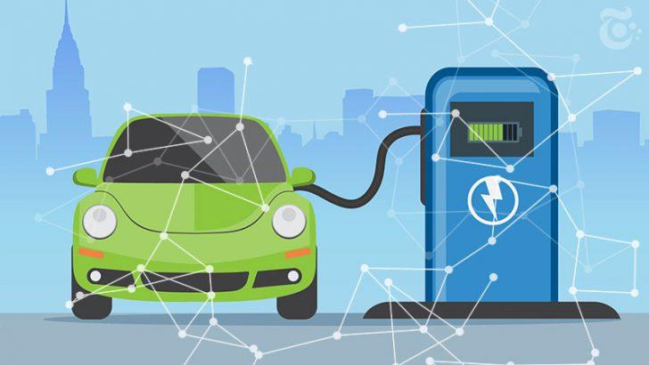 ブロックチェーンで「電気自動車充電ステーション」の情報管理|豪州最大の電力会社